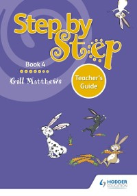 Cover Step by Step Book 4 Teacher's Guide