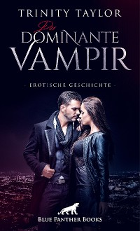 Cover Der dominante Vampir | Erotische Geschichte