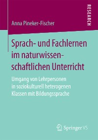 Cover Sprach- und Fachlernen im naturwissenschaftlichen Unterricht