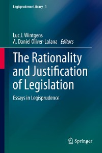 Cover The Rationality and Justification of Legislation