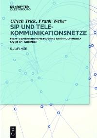 Cover SIP und Telekommunikationsnetze