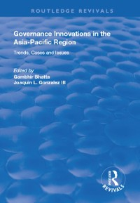 Cover Governance Innovations in the Asia-Pacific Region