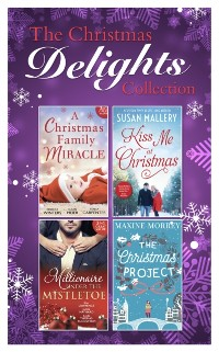 Cover Mills and Boon Christmas Delights Collection