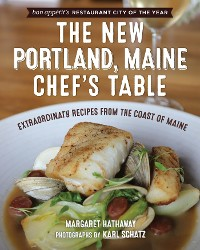 Cover The New Portland, Maine, Chef's Table