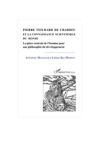 Cover Pierre teilhard de chardin et la connaissance scientifique d