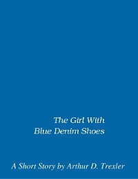 Cover Girl With Blue Denim Shoes