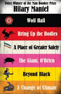 Cover Hilary Mantel Collection: Six of Her Best Novels