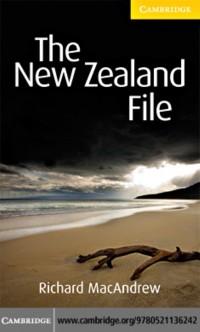 Cover New Zealand File Level 2 Elementary/Lower-intermediate