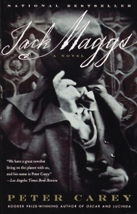 Cover Jack Maggs