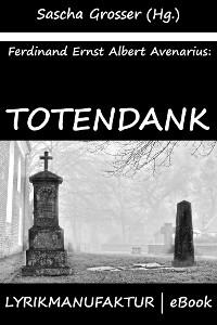 Cover Ferdiand Avenarius: Totendank
