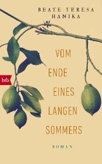 Cover Vom Ende eines langen Sommers