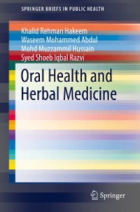 Cover Oral Health and Herbal Medicine