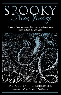 Cover Spooky New Jersey