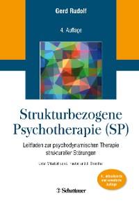 Cover Strukturbezogene Psychotherapie (SP)