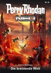 Cover Perry Rhodan Neo 65: Die brennende Welt