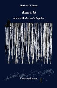 Cover Anna Q und die Suche nach Saphira