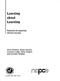 Cover Learning about Learning