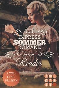 Cover Impress Reader Sommer 2015: Tauch ein in bittersüße Sommerromane