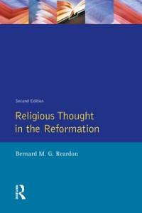 Cover Religious Thought in the Reformation