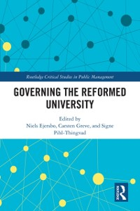 Cover Governing the Reformed University
