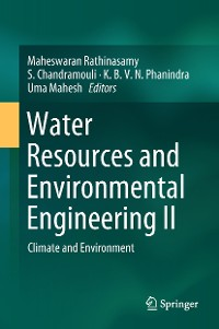 Cover Water Resources and Environmental Engineering II