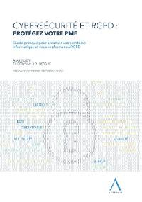 Cover Cybersécurité et RGPD : protégez votre PME