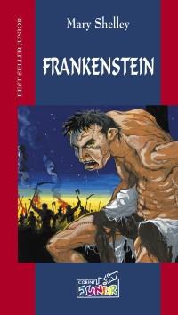 Cover Frankenstein sau noul Prometeu