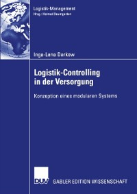Cover Logistik-Controlling in der Versorgung