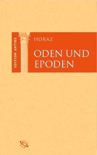 Cover Oden und Epoden