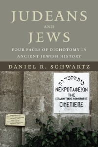 Cover Judeans and Jews