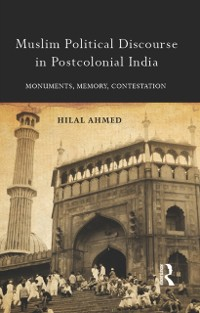 Cover Muslim Political Discourse in Postcolonial India