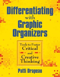 Cover Differentiating with Graphic Organizers