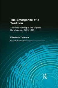 Cover Emergence of a Tradition