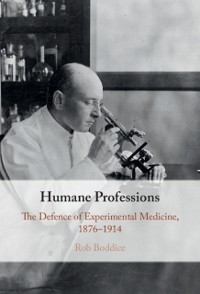Cover Humane Professions