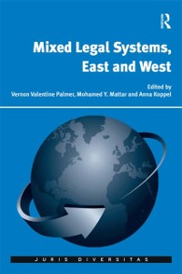 Cover Mixed Legal Systems, East and West