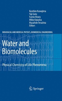 Cover Water and Biomolecules