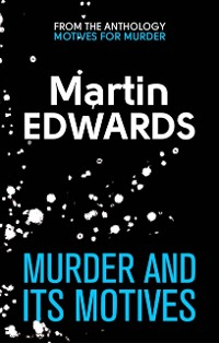 Cover Murder and its Motives