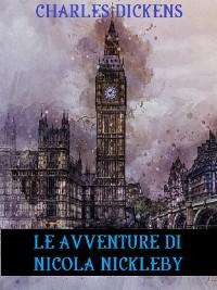 Cover Le avventure di Nicola Nickleby