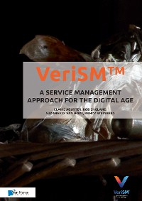 Cover VeriSM™  - A service management approach for the digital age