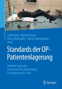Cover Standards der OP-Patientenlagerung
