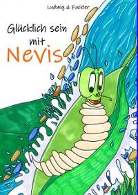 Cover Glücklich sein mit Nevis