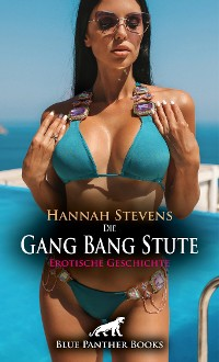 Cover Die Gang Bang Stute | Erotische Geschichte