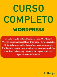 Cover Curso Completo Wordpress