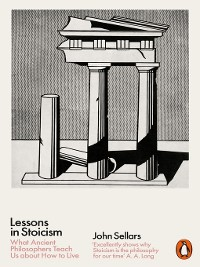 Cover Lessons in Stoicism
