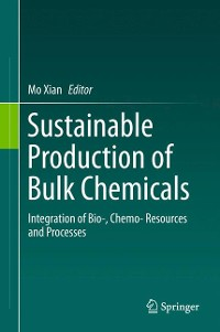 Cover Sustainable Production of Bulk Chemicals