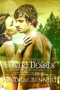 Cover Covert Desires