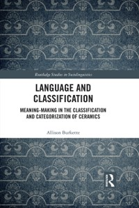Cover Language and Classification
