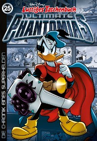 Cover Lustiges Taschenbuch Ultimate Phantomias 25