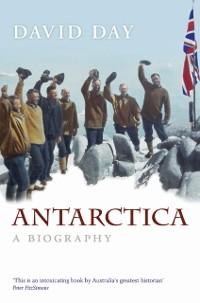Cover Antarctica