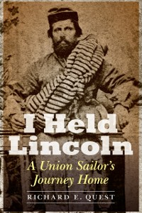 Cover I Held Lincoln